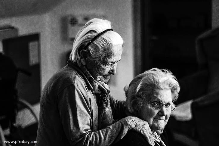 Asistence – Osobní asistence a Asistent sociální péče jako alternativa k formálním službám